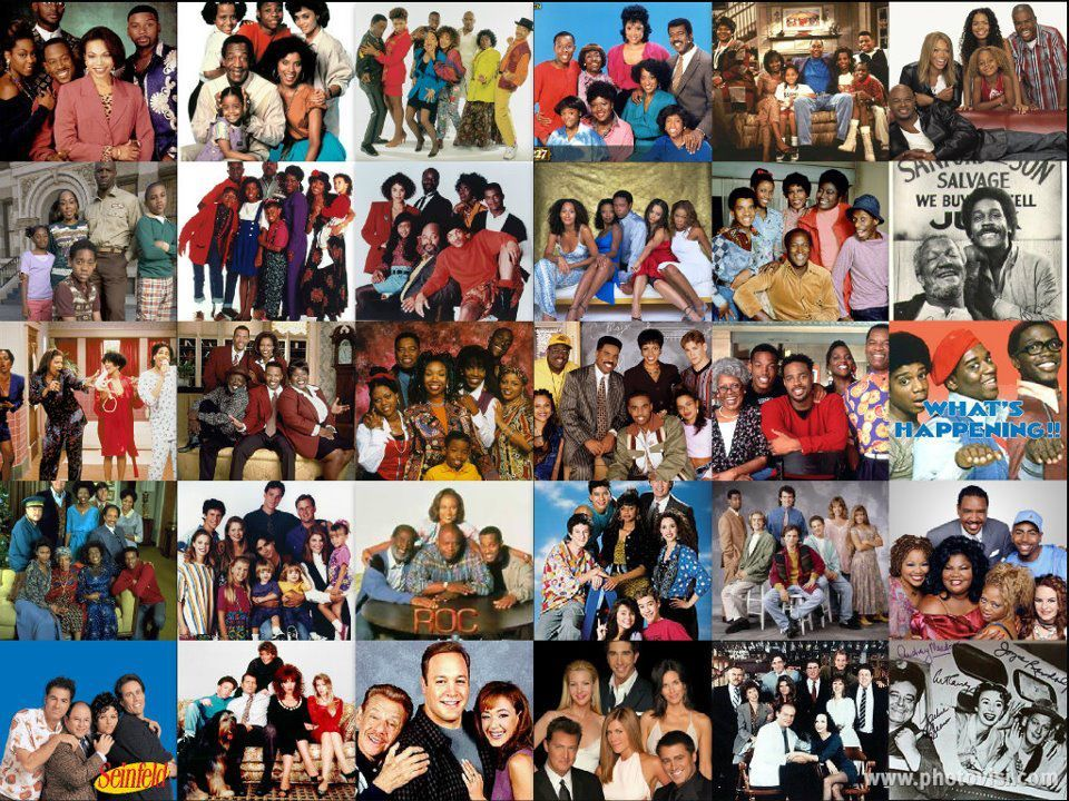 kasmohuxxx:  Classic Shows … I Miss Sitcoms … Do You?