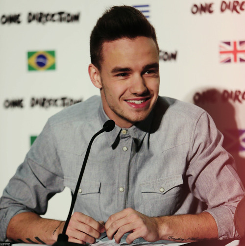 hayyr:  'Where We Are' Press Conference, 16/5/2013 {x}