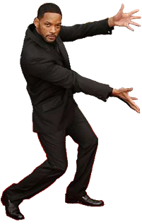 sir-cherry-fizzy:  A blog isn't a blog without a transparent Will Smith.