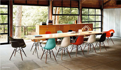 Herman Miller, Dining and Meetings.