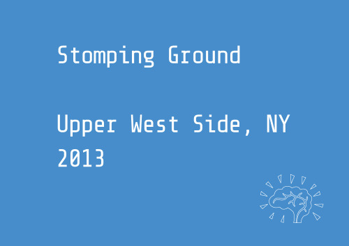 Stomping GroundOpenPlans Stomping Ground poses a question to children, asking if they feel safe or unsafe walking around in their neighborhood, for example on their walk to school. Kids can mark  places that they feel are fun to walk along or play, and where they feel is dangerous or problematic.  The design uses a sticky dot metaphor, and it works beautifully on touch devices. We had the work of Safe Route to Schools programs in mind, but this Stomping Ground interface can be useful for many other questions. Just about any topic that relates to a place can be asked: What's your vision for the new park? Where do you want to put the five new trash compactors? Where are the six community public spaces that you like best? http://stompingground-civicworks.dotcloud.com/