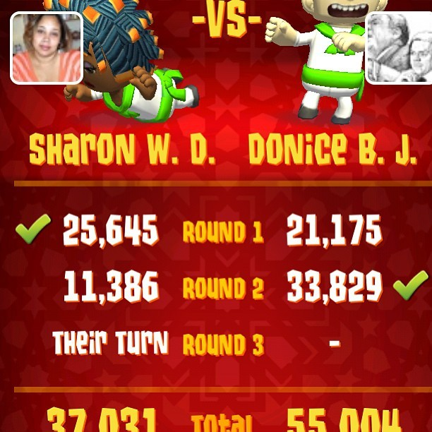 I like playing people who challenge me!! Lol… Come get some… @crystlshay !!