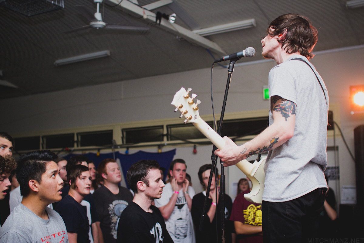 mitchmanz:  Title Fight // Byron Bay YAC