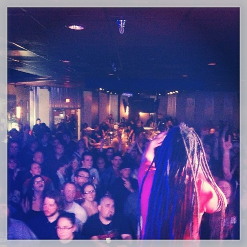 Fargo North Dakota! Thank you for the love!!! http://instagr.am/p/UvFJG0Q—6/