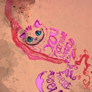 cheshire cat quotes on TumblrQuotes About Cats Tumblr