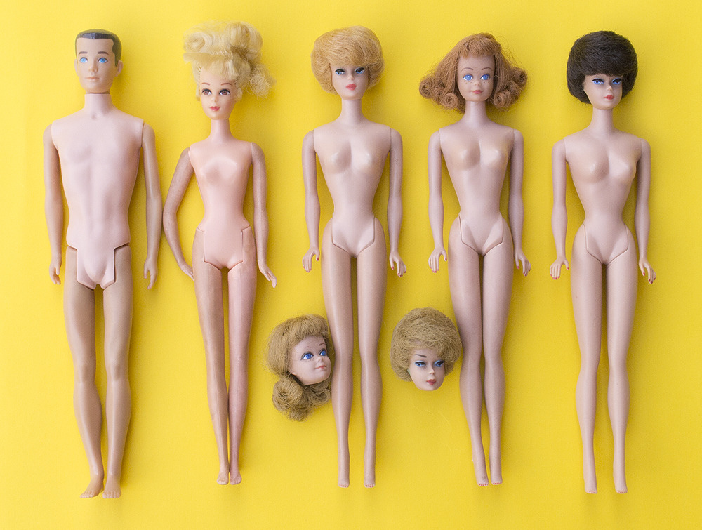 Vintage Barbie Lot