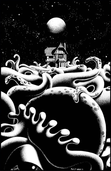 The House on Planet Squid
