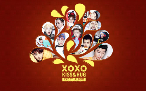 XOXO 1280x800 pixels widescreen wallpaper