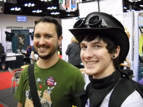 thedevilinjerseycity  ran into Mr.Wheaton at Gen Con in 2010 :)