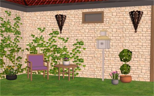 Simple Patio 3t2