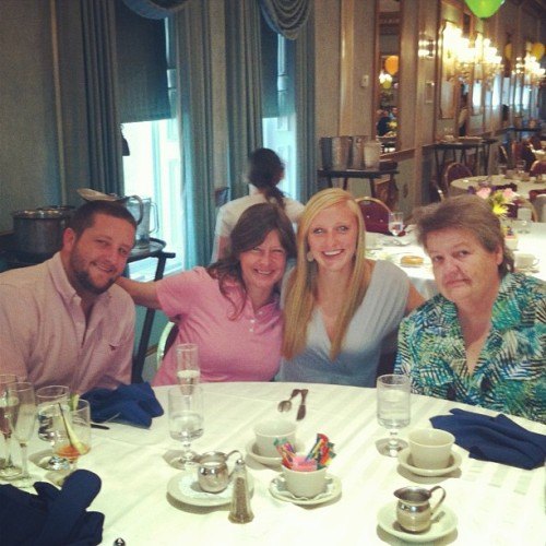 Mother's Day Brunch ❤  (at Mendenhall Inn Restaurant)