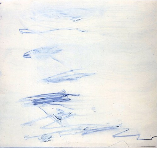 cigrette:  Cy Twombly - Poems to the Sea