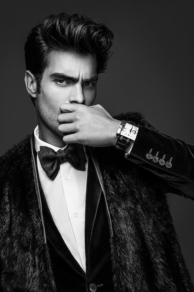 Jon Kortajarena by Anthony Meyer for Apollo Novo