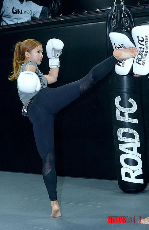adorable korean mma fighter song ga koreaboo breaking pop news