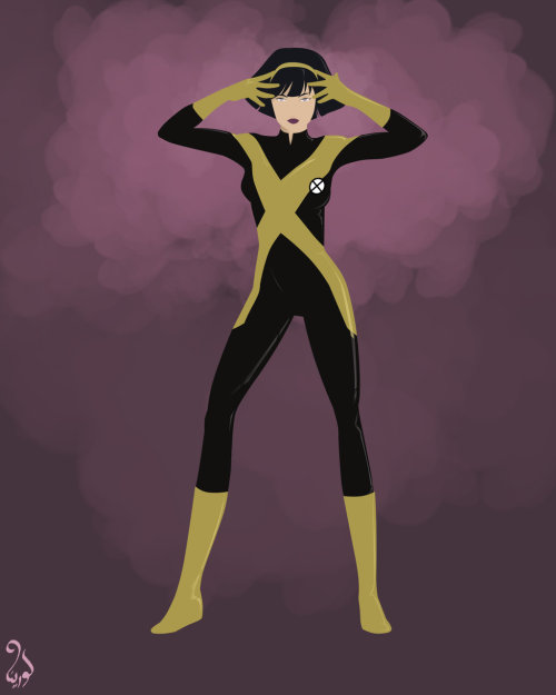 allnewmutants:  Karma by =astarayel