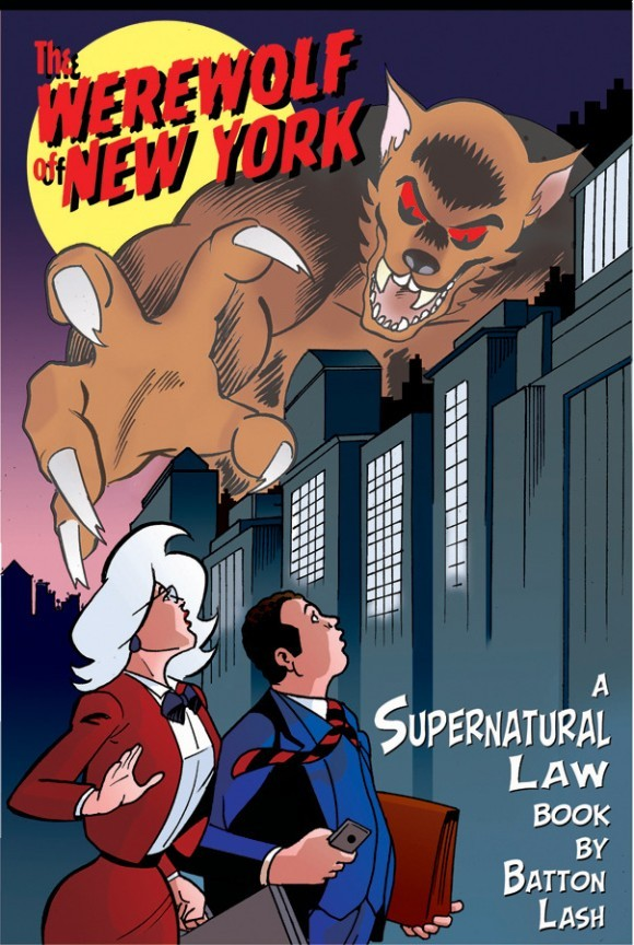 'A werewolf is on the loose in New York City! Fortunately, Wolff  Byrd, Counselors of the Macabre, are there to … http://p.ost.im/p/dVRhfV