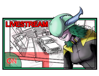Livestream ON! by *neilak20 Hey guys I'm livestreaming inking right now!http://www.livestream.com/neilasartinspace?t=257213  Working on a page and will HOPEFULLY finally get to inking one of the adoptable creatures I'm so behind on!