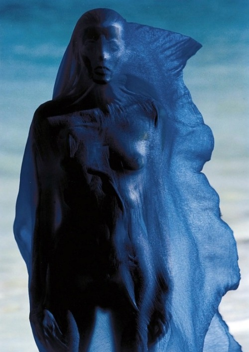 digital-future:  By Hans Feurer, 1990