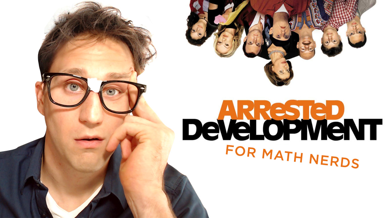 joshsundquist:  More graphs like these in my new video Arrested Development for Math Nerds