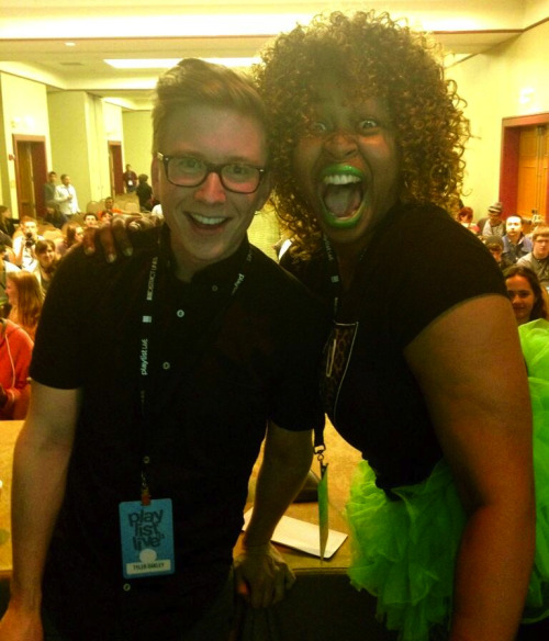 Me and GloZell are in love, and we decided that all of you are basically our fabulous babies.