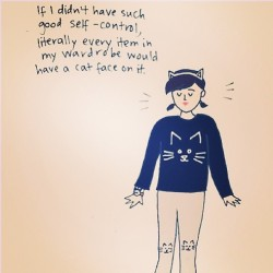 gnikcuf-bitch:  #truth #catladyproblems #cats