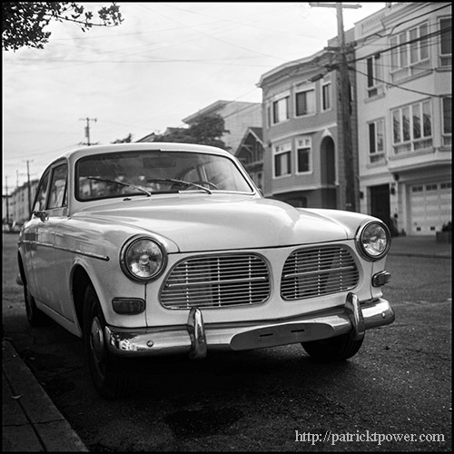 Volvo21st AvenueSan Francisco, California24 January 2013© 2013 by Patrick T. Power. All Rights Reserved.
