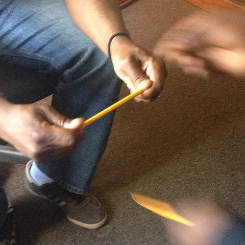 #tbt pencil fight this dude weak