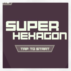 My #friend #recommended this #game to me. #superhexagon. It is #super damn #hard!!! The #music is #awesome but the#color changing makes the game #challenging. Its good for colorblind peoplecause i dont think the color changing will effect the way they play… Its fun and super hard!!! Kind of made me dizzy but oh well, i love the challenge