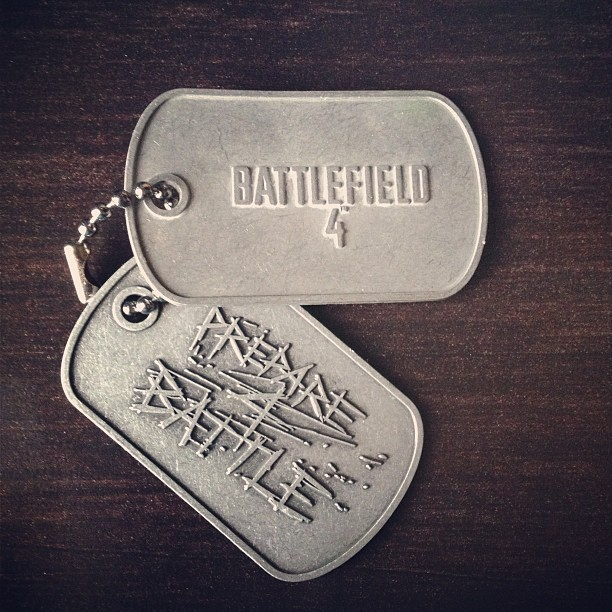 born-in-miami-bitch:  Who's ready for that Battlefield 4!! #BF4 #PS4 #GamerStatus
