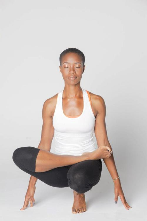 anacostiayogi:    Vanya Francis embodies Peace and Stability at Om Point Yoga in Atlanta, GA  visit http://www.ompointyoga.com  Anacostia Yogi- Your Resource in the Best Black Yoga Teachers!