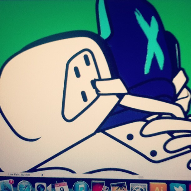 Working. #illustrator #designs #wip #vector #dope #kicks #sneakerheads #igsneakercommunity #ffsalute #smyfh #todayskicks #kicks #kicksonfire #instakicks #kickstagram #kicks0l0gy #retropen23 #instaheat #chicksinkicks #fantaskicks #walklikeus #s7