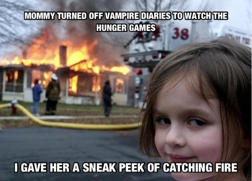 strictlyvampirediaries:  Hahaha  lol