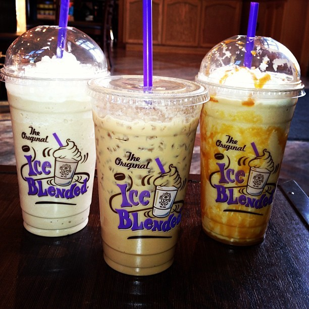 Coffee for three ☕ #coffeerun