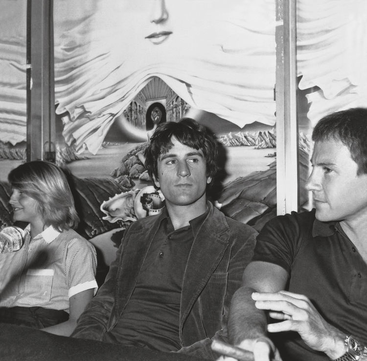 wandrlust:  Jodie Foster, Robert De Niro, and Harvey Keitel, Cannes, 1976 — Auguste Traverso
