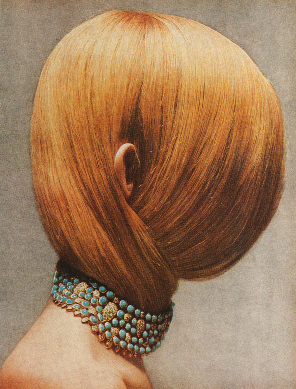 garcode:  Jewellery shoot by Diana Vreeland for Vogue US 1968
