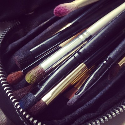 Dirty #makeup #brushes only means 1 thing.. New makeup look will be uploaded soon! #mac #mua #urbandecay #bbloggers #makeupbrush #sigma #benefit #limecrime @limecrimemakeup @crownbrushuk