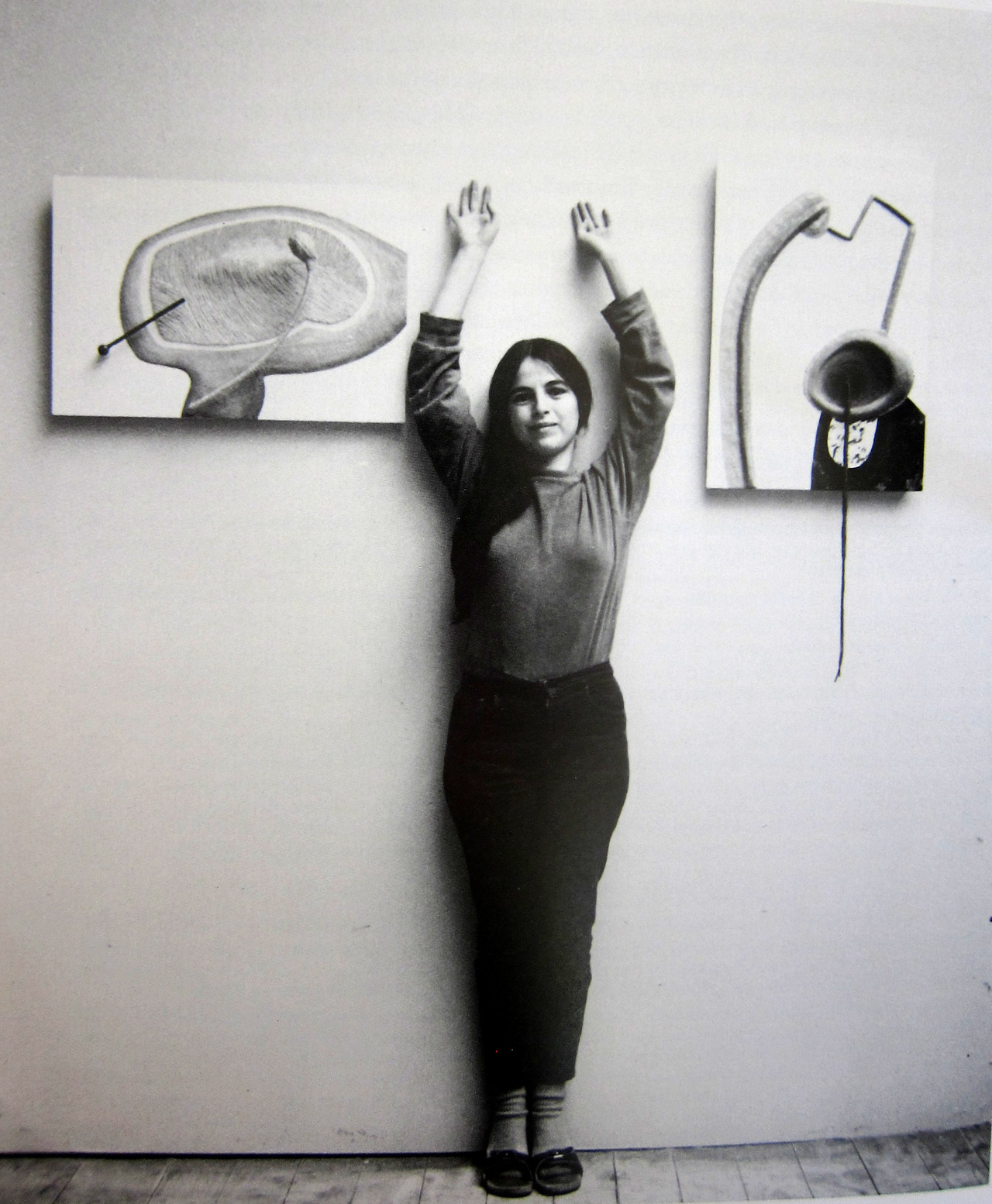 Eva Hesse: bad ass lady artist
