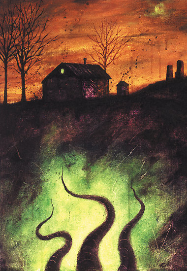 wilburwhateley:  The Dunwich Horror by Robert Randle