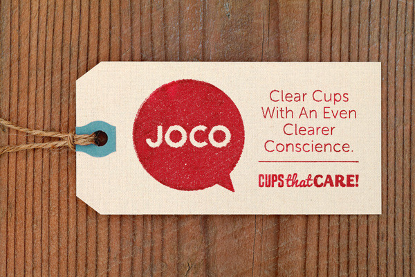 escapekit:  Joco Brand design, packaging and ongoing creative direction for reusable glass coffee cup brand, Joco.
