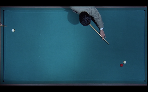 (pool) Alain Delon in Le Cercle Rouge (Jean-Pierre Melville, 1970) (via some required)