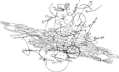 The Essential DiagramsMatthew Ritchiea series of 12 interconnected drawings, scribbles, notes, and diagrams to be displayed like an ever-growing, parasitic spider web in all corners of an exhibition institution.