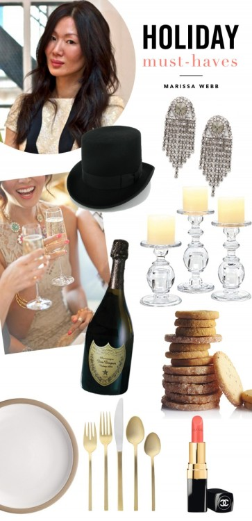 (via Holiday Must Haves: Marissa Webb | theglitterguide.com)