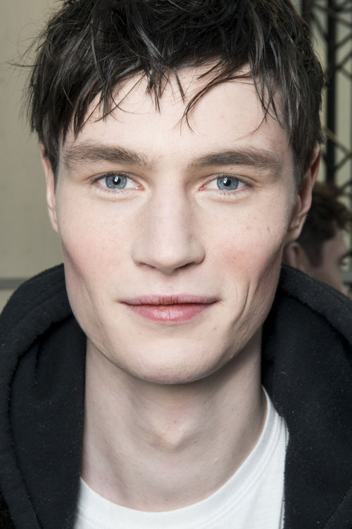 rafcrymons:  Louis Vuitton AW13 Backstage