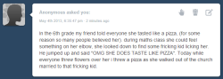 pizza:  a beautiful love story