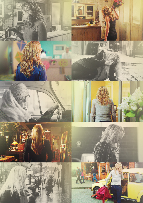 fairestcharming:  screencap meme →  emma swan + faceless (aka hair porn)  (requested by amyjpond)