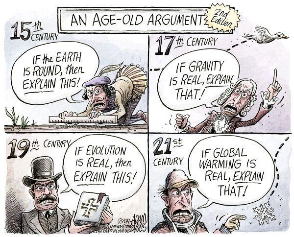durkin62:  We still haven't even gotten past the 19th century yet around here.