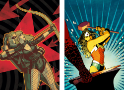 Green Arrow/Black Canary: The Wedding Album  |  Wonder Woman #7