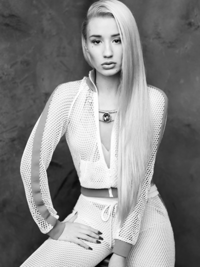 bohemea:  Iggy Azalea by Rankin