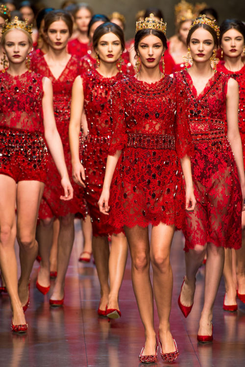 glamour:  3 good reasons why you need a red dress in your wardrobe, stat.