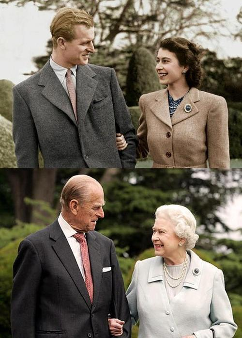the-absolute-best-posts:  mrswika The same brooch.The same pearls. The same love.  too beautiful not to reblog This post has been featured on a 1000notes.com blog.